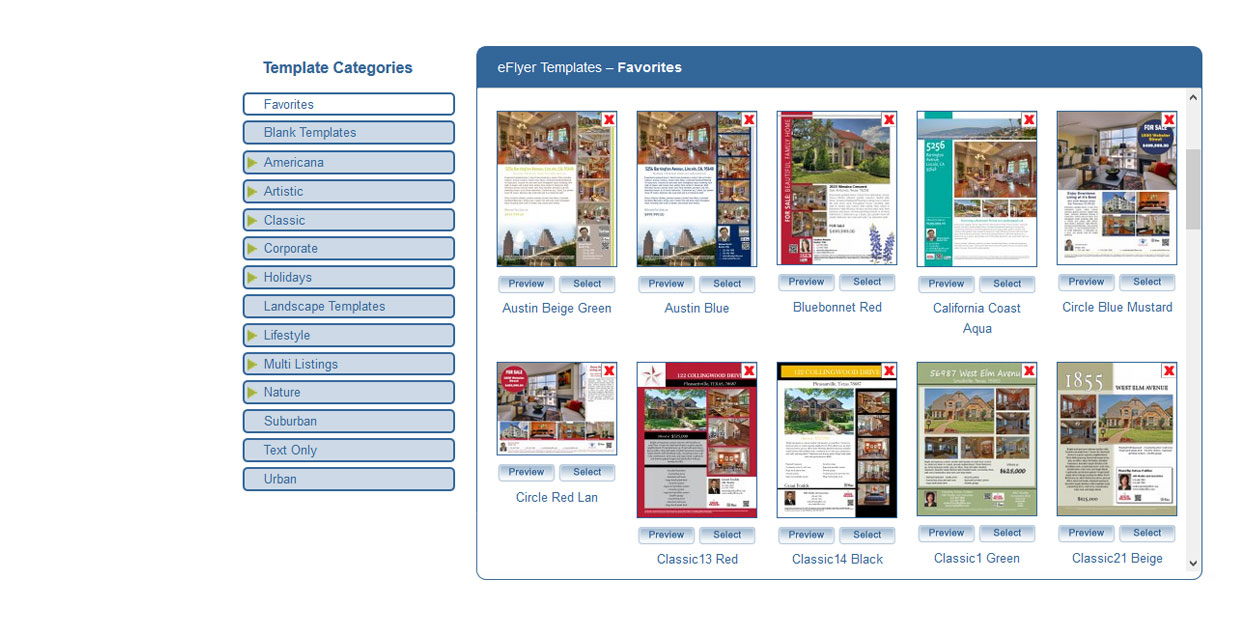 Add the Virtual Tour to the most popular social media and real estate portal web sites.
